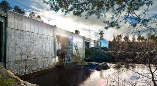 Stornorrfors kraftverk
