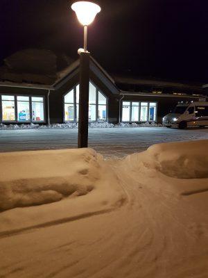 Arvidsjaurs flygplats