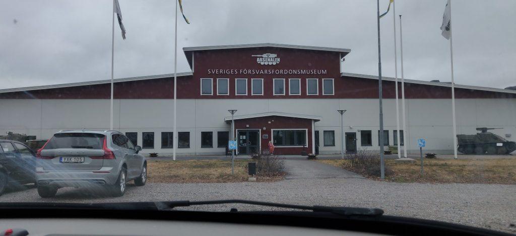 Sveriges försvarsfordonsmuseum
