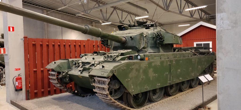 Centurion Mk3, Mk 5