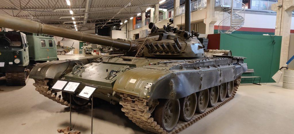 """T-72M1 """"Ural"""" Eller Objekt 172M"""