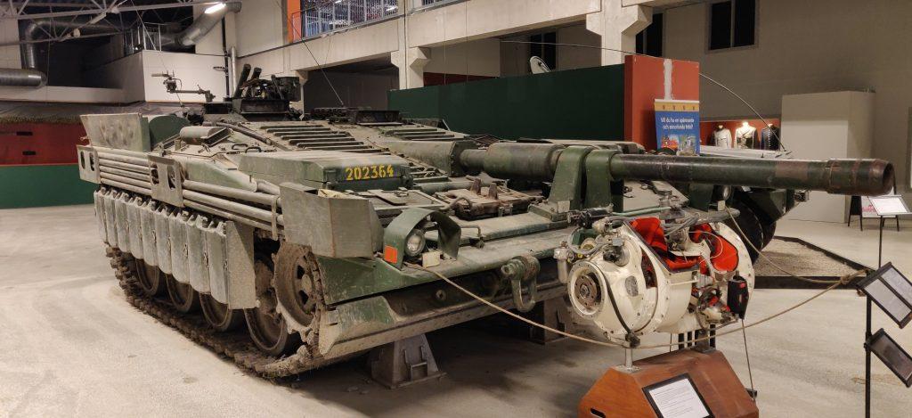Stridsvagn 103c eller Stridsvagn S